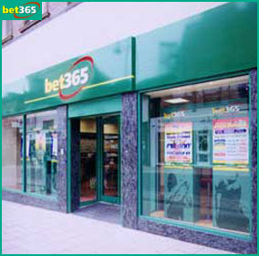 bet365 betting shop. One of bet365's 59 land-based betting shops in ...